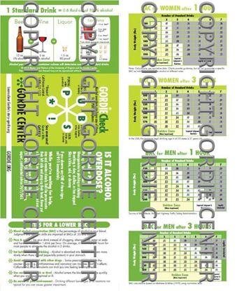 GORDIEcheck BAC Card