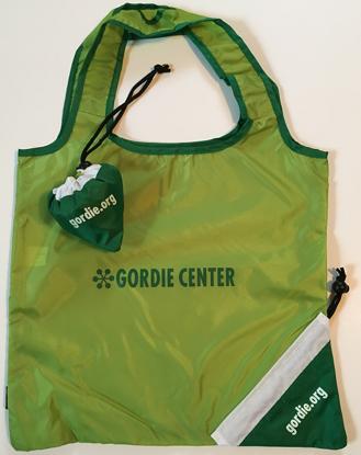Gordie Center Reusable Shopper Bag