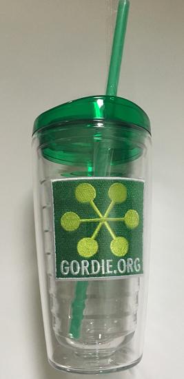 Gordie.org Tumbler