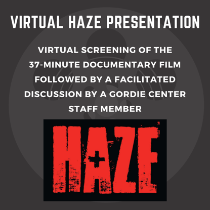 Virtual HAZE Presentation