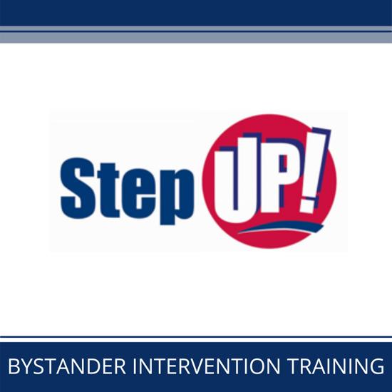 Step UP! Bystander Intervention Training