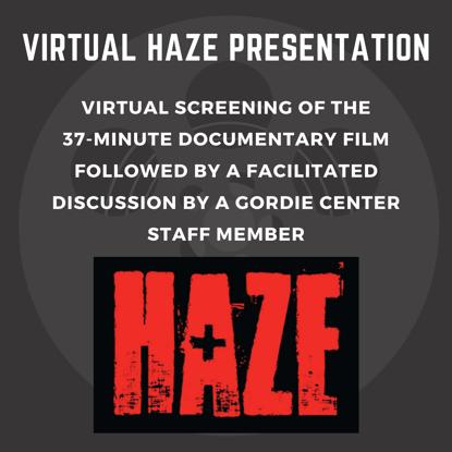 Virtual HAZE Presentation